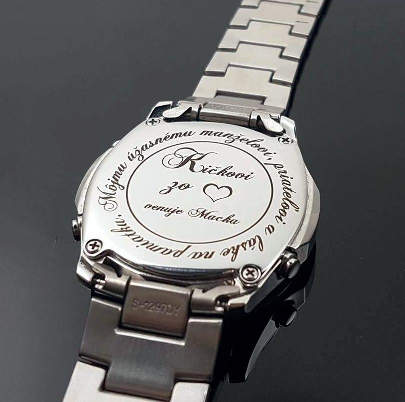 26bbdcdce Gravírovanie hodiniek | Gravirovat.sk | gravírovanie šperkov a ...