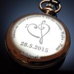 Vreckové hodinky Kienzle