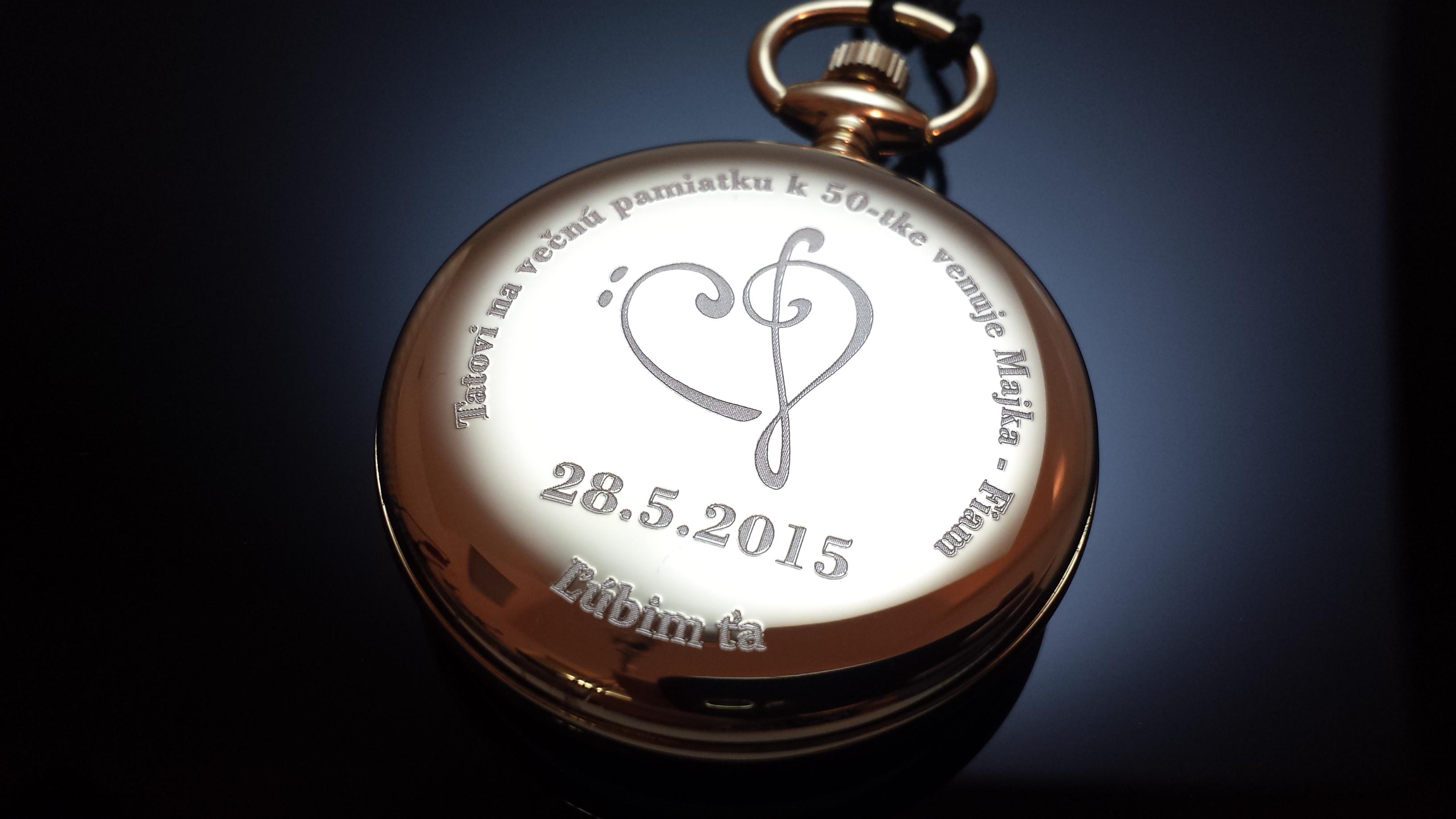 3e7f71149 Vreckové hodinky Kienzle | Gravirovat.sk | gravírovanie šperkov a ...